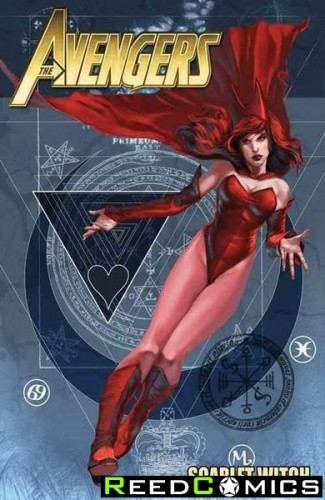 Avengers Scarlet Witch by Abnett and Lanning Graphic Novel