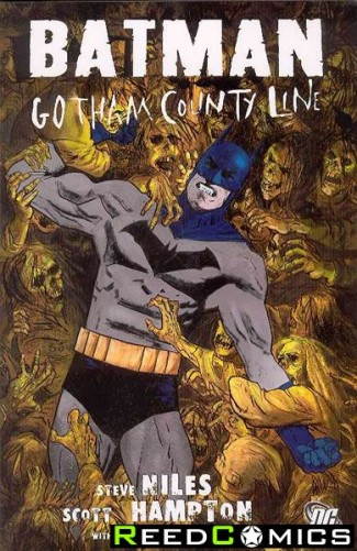 Batman Gotham County Line Graphic Novel