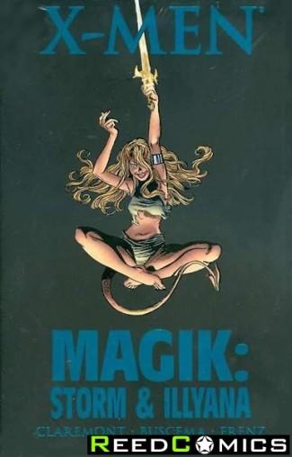 X-Men Magik Storm and Illyana Premiere Hardcover