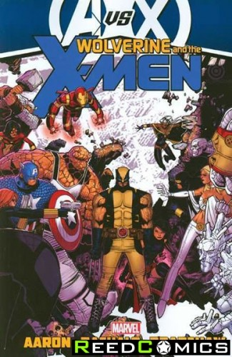 Wolverine and the X-Men by Jason Aaron Volume 3 Premiere Hardcover