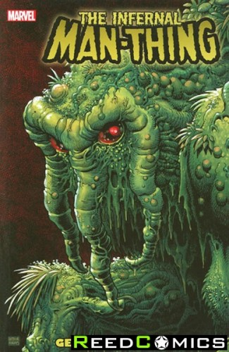 Infernal Man-Thing Graphic Novel