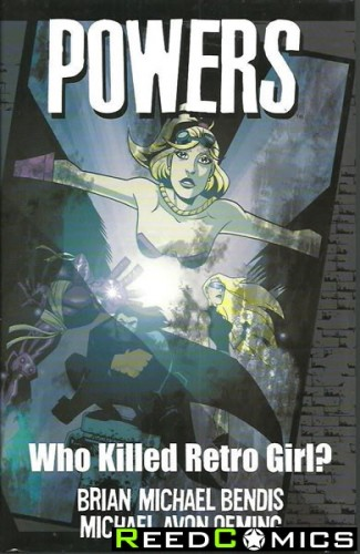 Powers Volume 1 Who Killed Retro Girl Graphic Novel