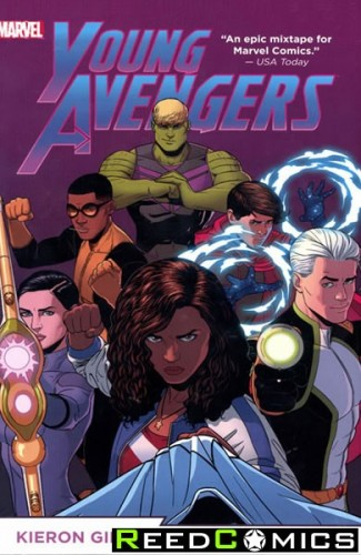 Young Avengers by Gillen and McKelvie Omnibus Hardcover