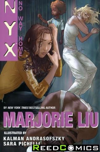 NYX Volume 2 No Way Home Graphic Novel