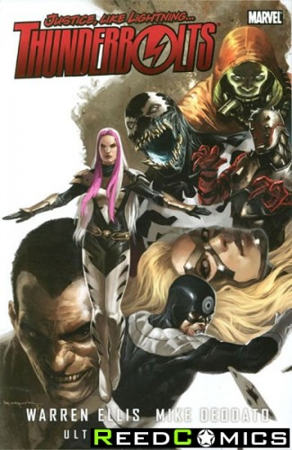 Thunderbolts By Warren Ellis & Mike Deodato Ultimate Collection Graphic Novel