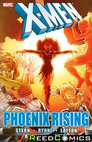 X-Men Phoenix Rising Graphic Novel