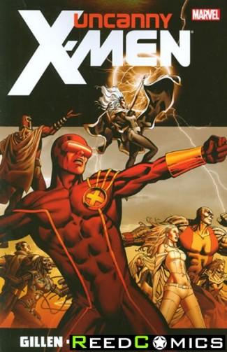 Uncanny X-Men by Kieron Gillen Volume 1 Graphic Novel