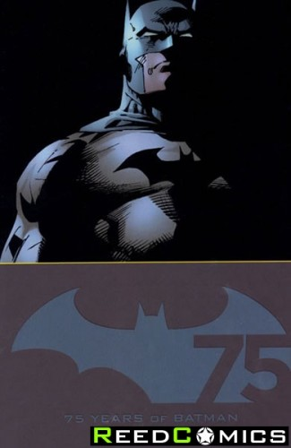 Batman 75th Anniversary Collection Graphic Novels