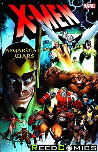X-Men Asgardian Wars Graphic Novel