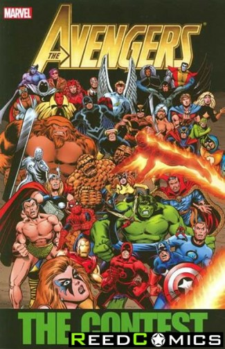 Avengers Contest Graphic Novel
