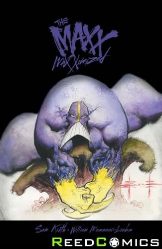Maxx Maxximized Volume 1 Hardcover