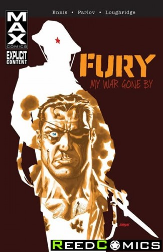 Fury Max My War Gone By Oversized Hardcover