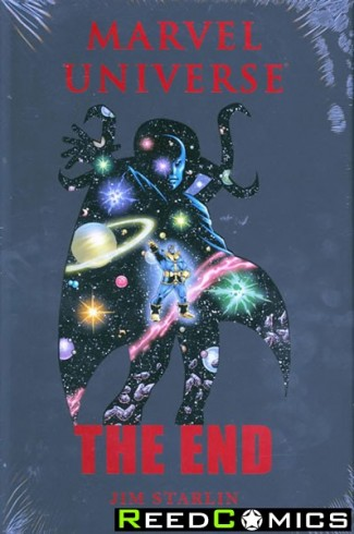 Marvel Universe The End Premiere Hardcover