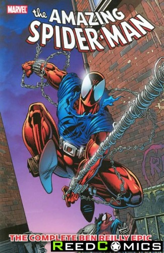 Spiderman The Complete Ben Reilly Epic Book 1 Graphic Novel