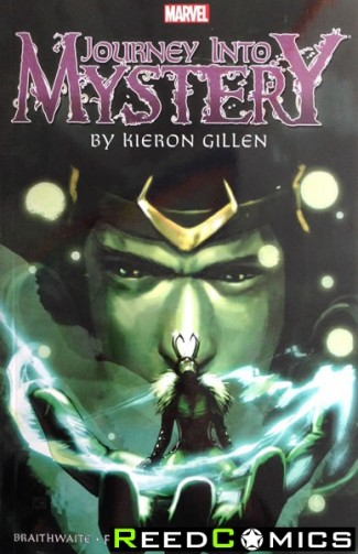 Journey Into Mystery by Gillen Volume 1 Complete Collection Graphic Novel