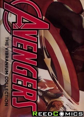 Avengers Vibranium Collection Slipcase Hardcover