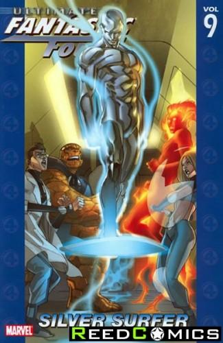 Ultimate Fantastic Four Volume 9 Silver Surfer Graphic Novel