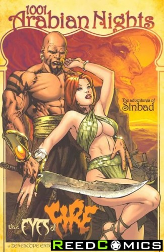 1001 Arabian Nights Volume 1 Graphic Novel