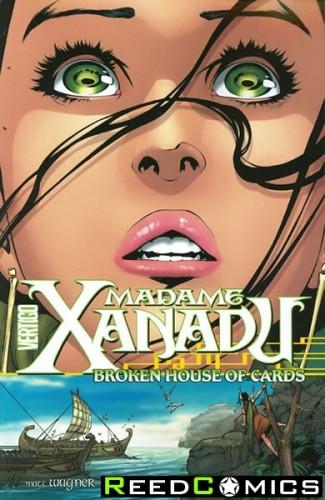 Madame Xanadu Volume 3 Broken House Of Cards Graphic Novel