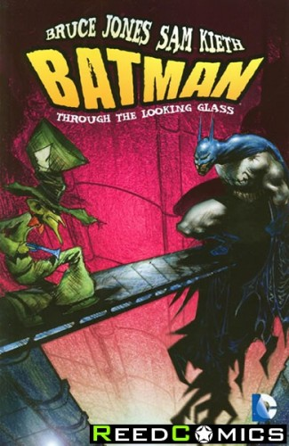 Batman Through the Looking Glass Graphic Novel