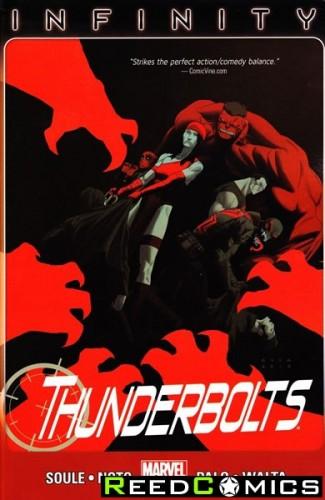 Thunderbolts Volume 3 Infinity Graphic Novel