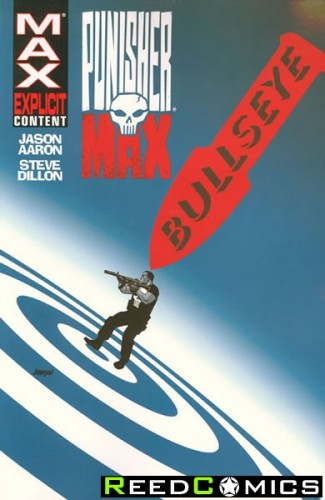Punishermax Bullseye Graphic Novel