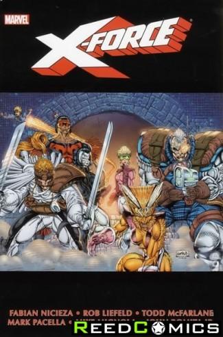 X-Force Omnibus Volume 1 Hardcover