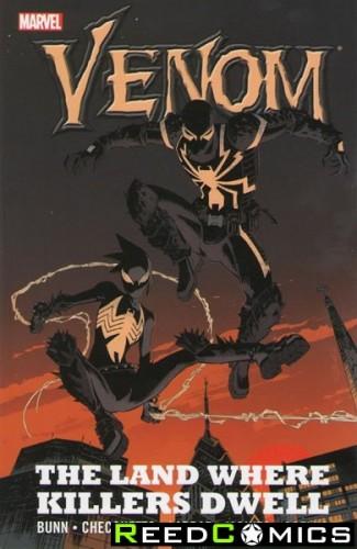 Venom Land Where Killers Dwell Graphic Novel