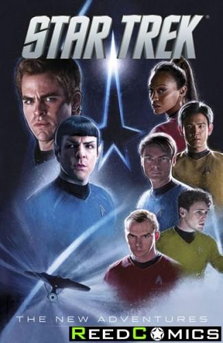 Star Trek New Adventures Volume 2 Graphic Novel