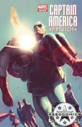 Captain America Patriot #2