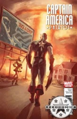 Captain America Patriot #4