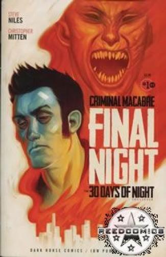 Criminal Macabre Final Night #1