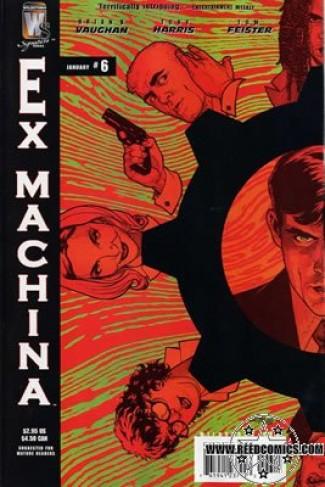Ex Machina #6