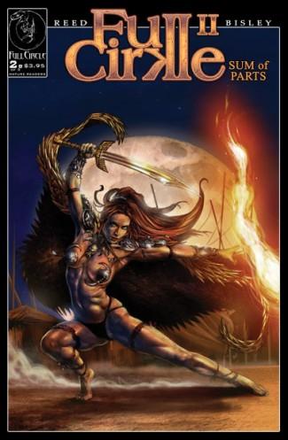 Full Cirkle II Sum of Parts #2 (Cover B)