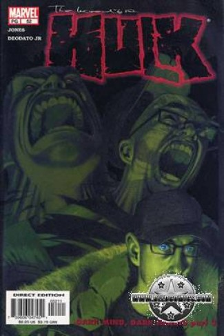 Incredible Hulk Volume 2 #52