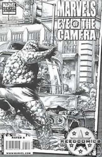 Marvels Eye of the Camera #1 (Black & White)