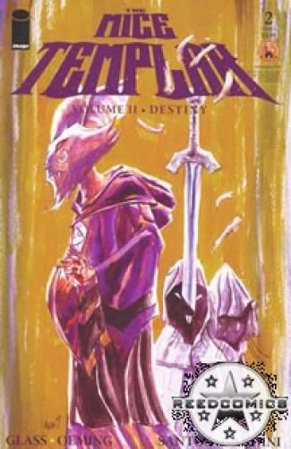 Mice Templar Destiny #2 (Cover A)