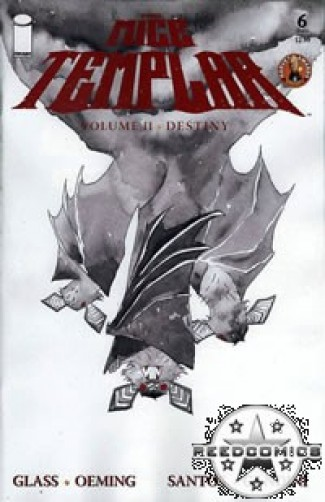 Mice Templar Destiny #6 (Cover A)