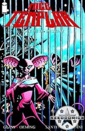Mice Templar Destiny #6 (Cover B)
