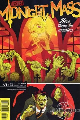 Midnight Mass Here There Be Monsters #5