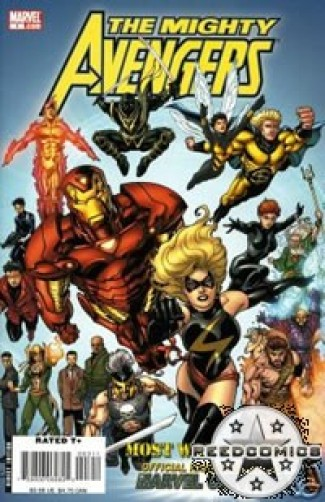 Mighty Avengers Most Wanted Files