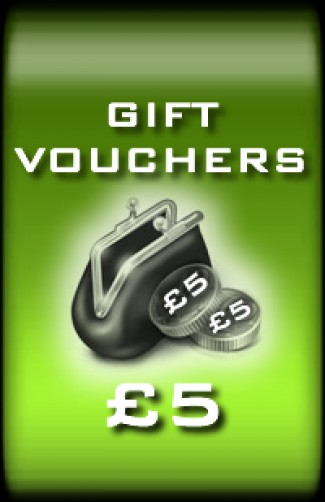 Gift Voucher £5 Value