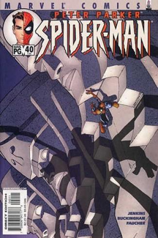 Peter Parker Spiderman #40