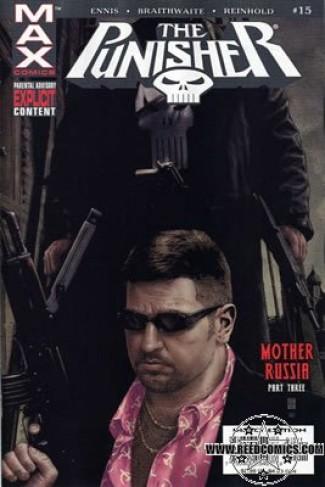 The Punisher Volume 6 #15