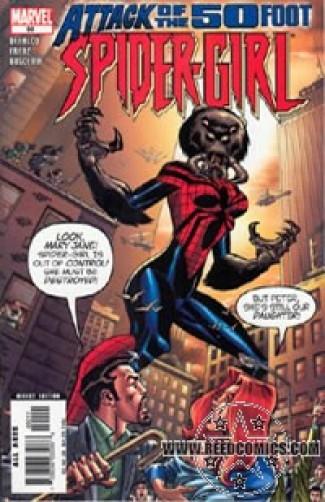 Spidergirl #90