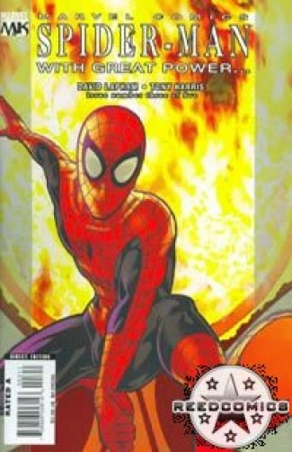 Spiderman With Great Power #3