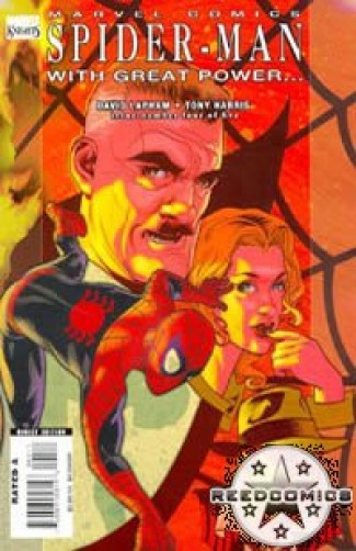 Spiderman With Great Power #4