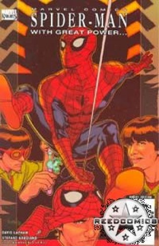 Spiderman With Great Power #5