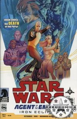 Star Wars Agent of the Empire Iron Eclipse #2