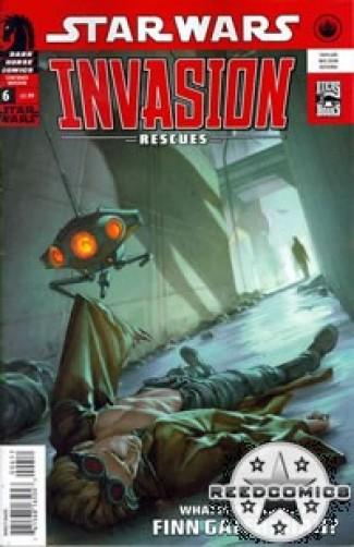 Star Wars Invasion Rescues #6
